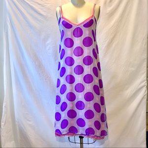MARNI Silk Slip dress.
